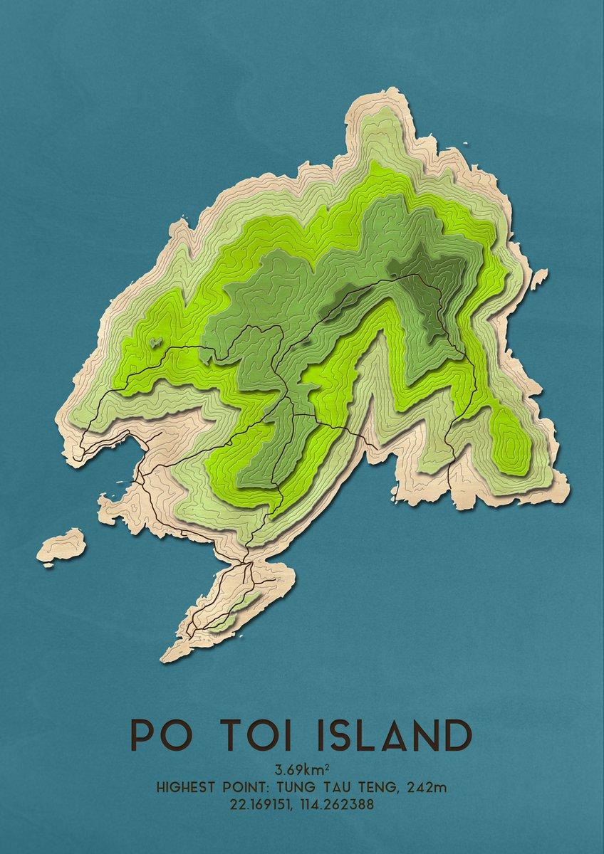 Pseudo Wooden Cut Map