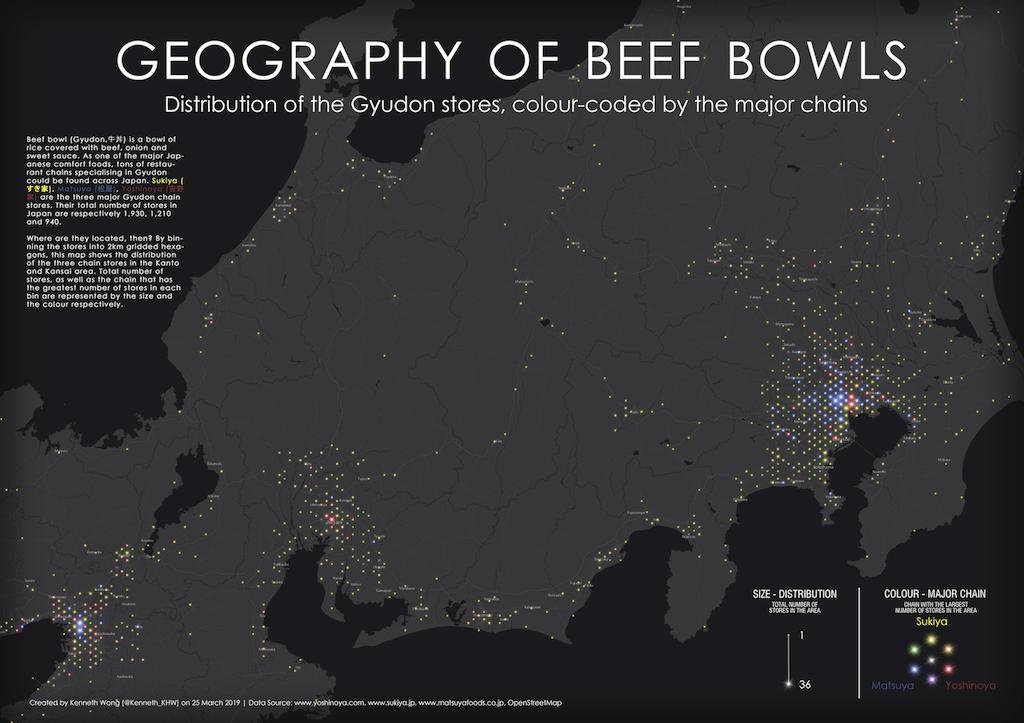 Turf War of Beef Bowls