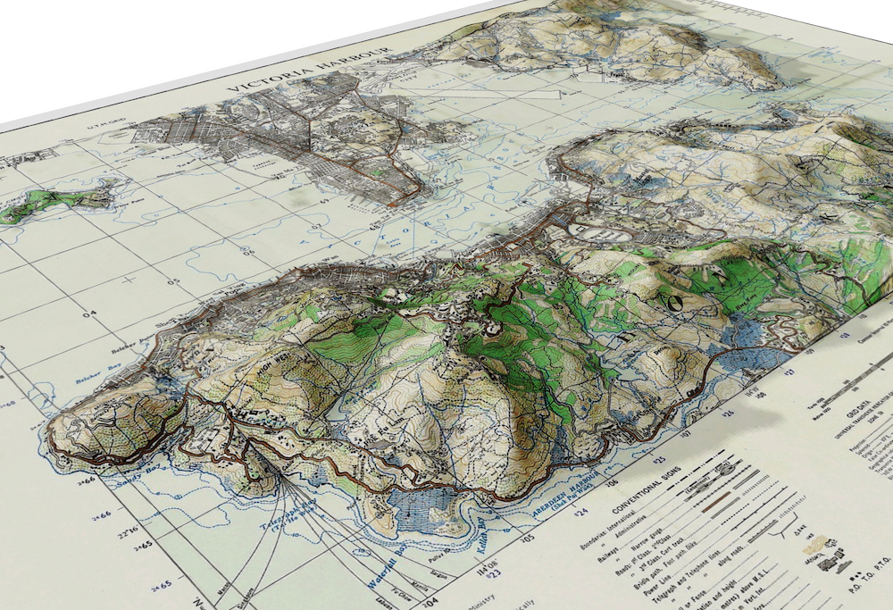 map-3d-view